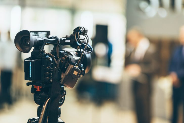 今週の専門コラム 「最強の武器はストーリー」 第1話   テレビ取材に緊張しない経営者の共通点とは    2017.06.20
